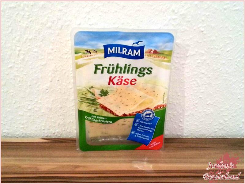 MILRAM FrühlingsKäse