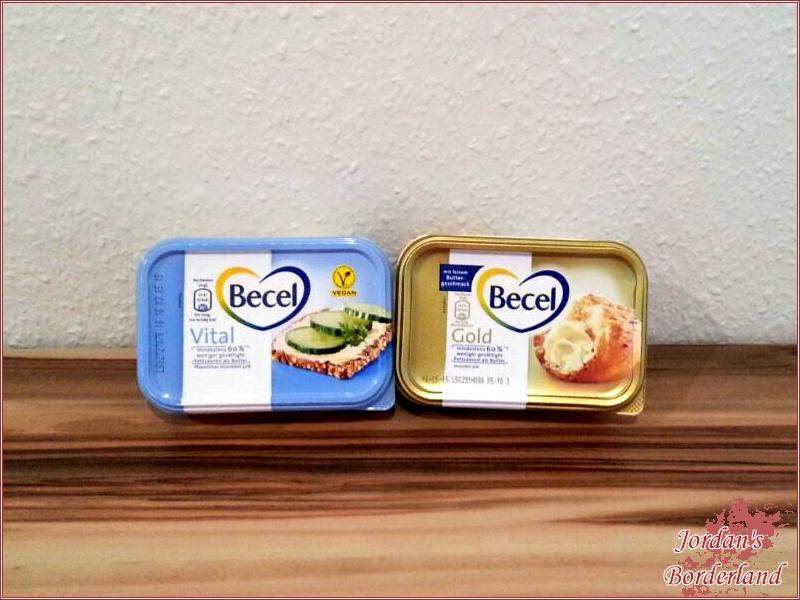 "Becel ""Gold"" & ""Vital"""