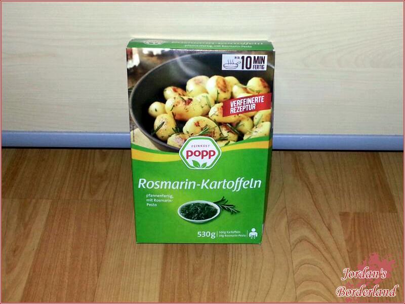 Popp Rosmarin-Kartoffeln