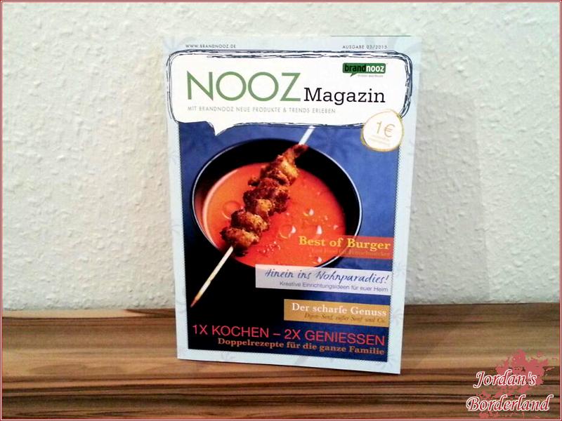 NOOZMagazin Februar 2015