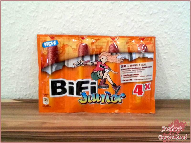 BiFi Junior € 1,29 (4 x 10 g)