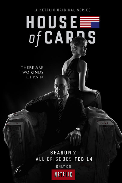 House of Cards ~ Season 2