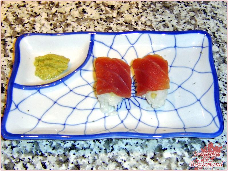 Nigiri - Thunfisch