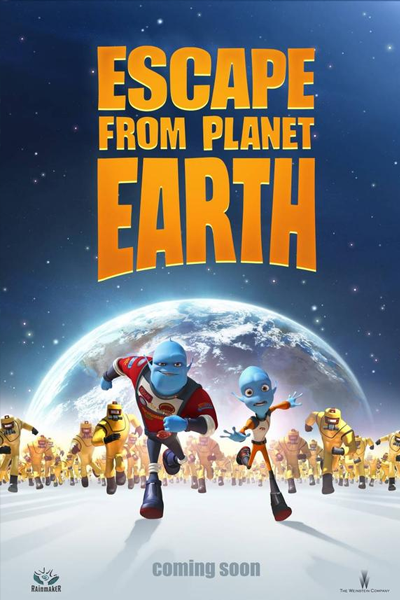 Nix wie Weg - vom Planeten Erde