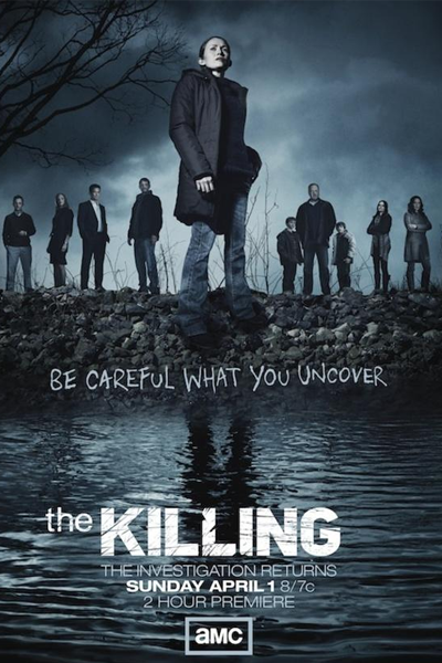 The Killing ~ Season 2