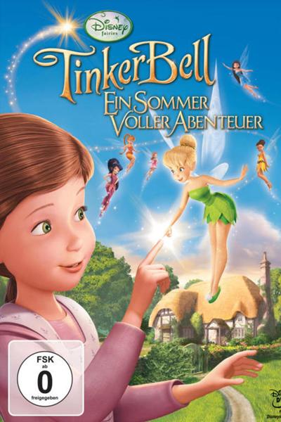 TinkerBell ~ Ein Sommer voller Abenteuer