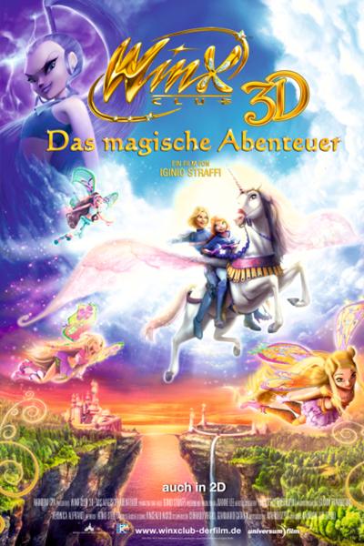 Winx Club 3D ~ Das magische Abenteuer