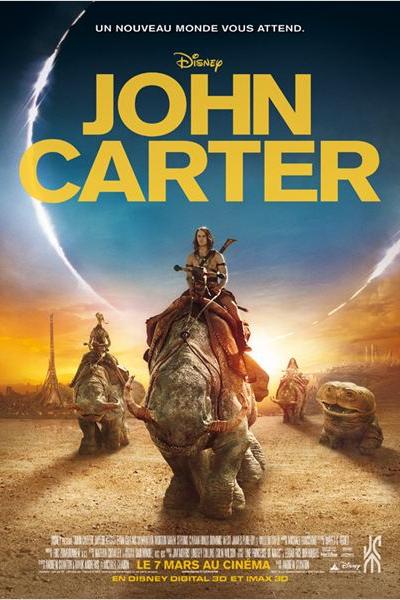 John Carter ~ Zwischen zwei Welten