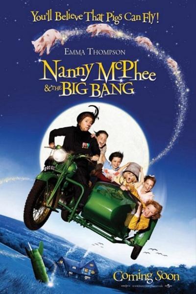 Eine zauberhafte Nanny ~ Knall auf Fall in ein neues Abenteuer