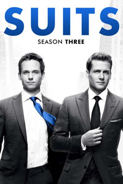 Suits ~ Staffel 3