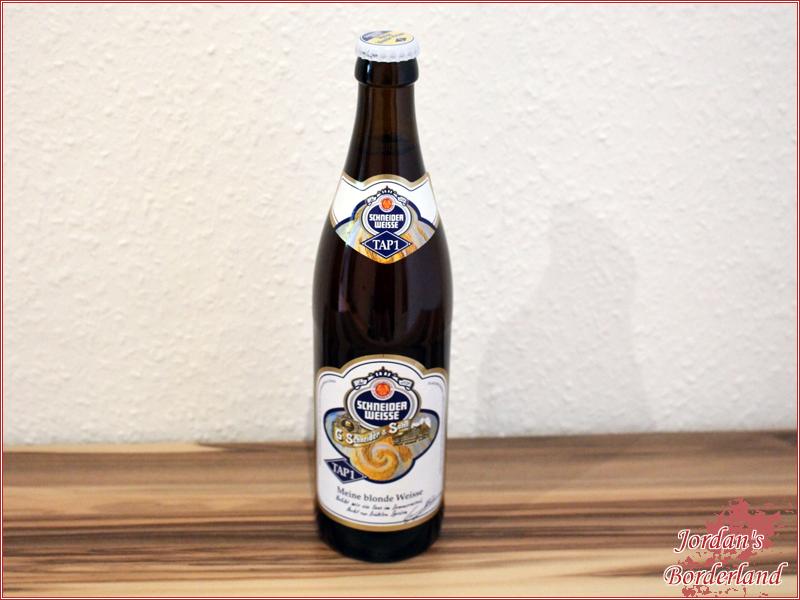 """Schneider Weisse TAP1 """"Meine blonde Weisse"""""""