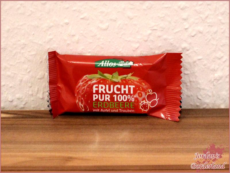"Allos Frucht Pur 100 % ""Erdbeere"""