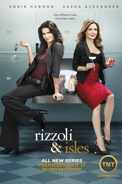 Rizzoli & Isles ~ Staffel 5