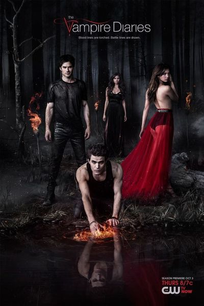 Vampire Diaries ~ Staffel 5