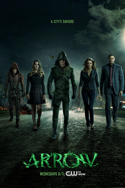 Arrow ~ Staffel 3