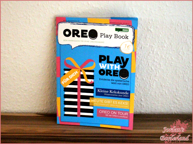 OREO Play Book