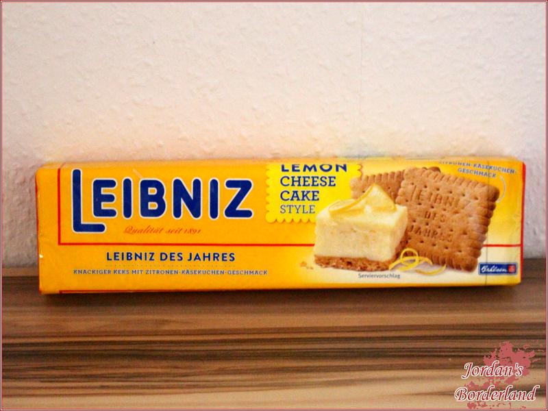 Leibniz Lemon Cheescake