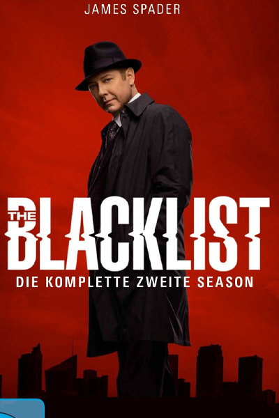 The Blacklist ~ Staffel 2