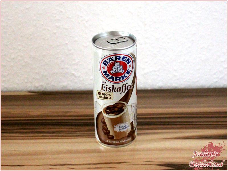 Bärenmarke Eiskaffee Dose