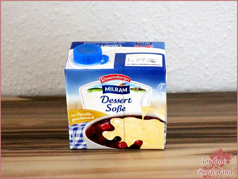 MILRAM / Ravensberger Dessert Soße