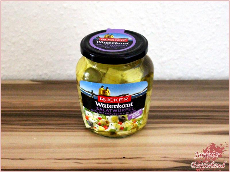 RÜCKER Waterkant Salatwürfel