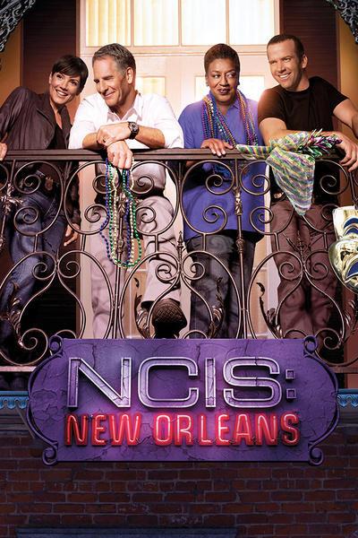 Navy CIS: New Orleans ~ Staffel 1