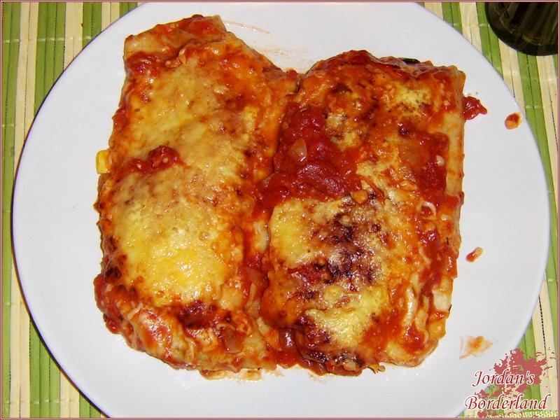 Pollo Enchiladas