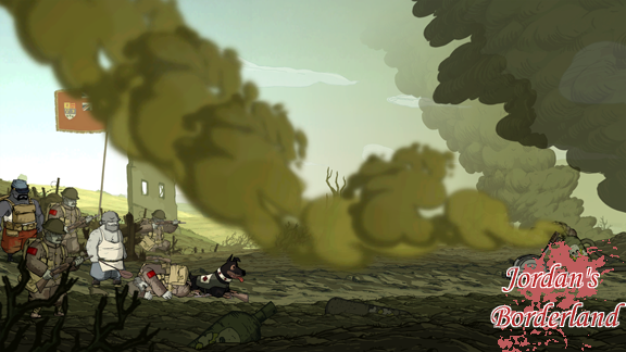 Valiant Hearts ~ The Great War