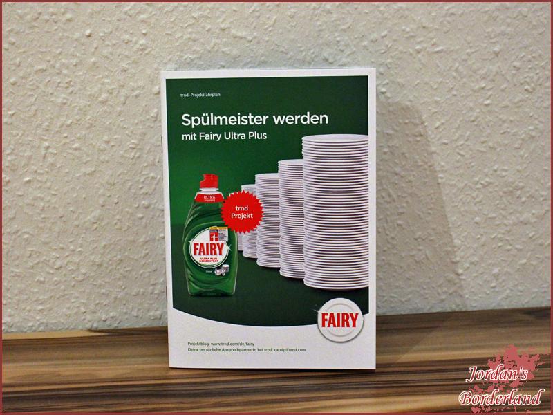 Spülmeister werden mit Fairy Ultra Plus