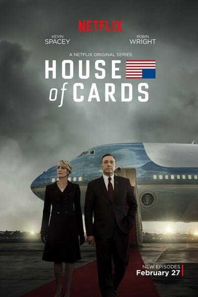 House of Cards ~ Staffel 3