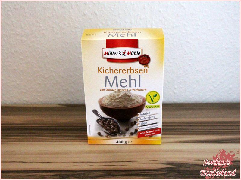 Müller's Mühle Kichererbsenmehl
