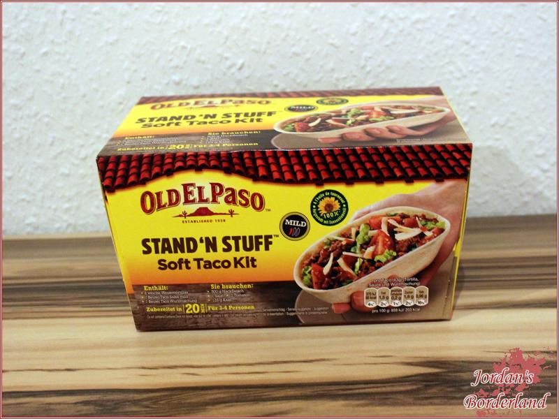 Old El Paso Stand 'N Stuff
