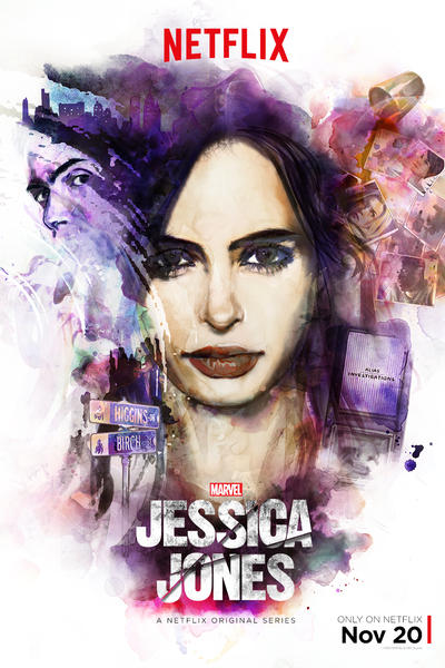 Marvel´s Jessica Jones ~ Staffel 1