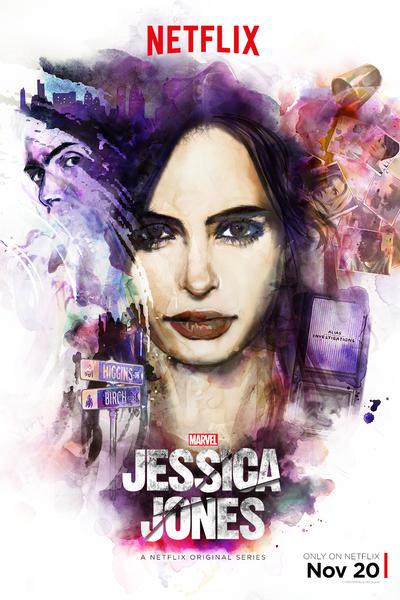 Marvel´s Jessica Jones ~ Staffel 1