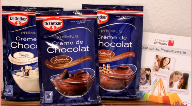 Premium Cremè de Chocolat