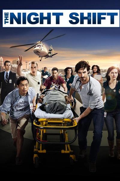 The Night Shift ~ Staffel 1