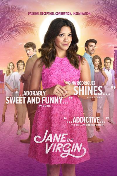 Jane the Virgin ~ Staffel 1