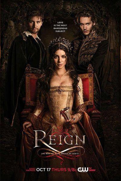 Reign ~ Staffel 1