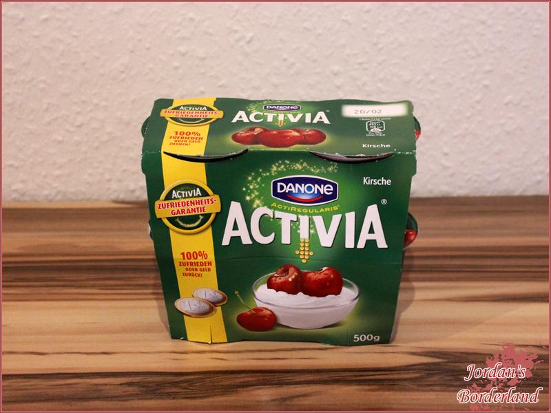Activia Frucht Kirsche