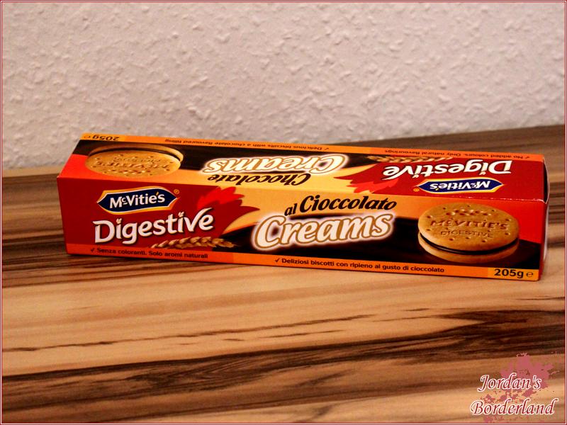 McVitie's Digestive Creams