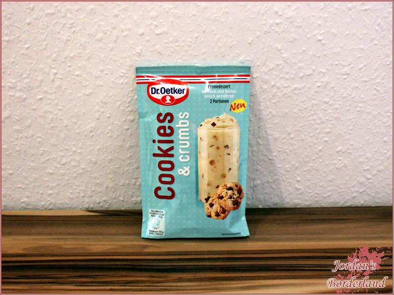 Dr. Oetker Cookies & Crumbs