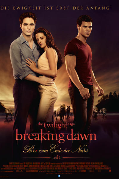 Breaking Dawn – Biss zum Ende der Nacht, Teil 1