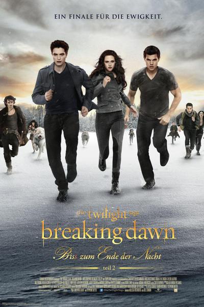 Breaking Dawn – Biss zum Ende der Nacht, Teil 2