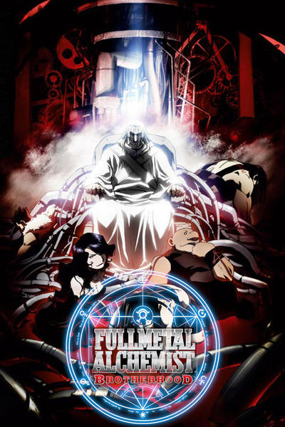 Fullmetal Alchemie Brotherhood ~ Staffel 1 - 5
