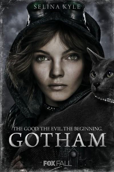 Gotham ~ Staffel 1