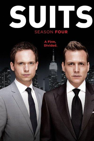 Suits ~ Staffel 4