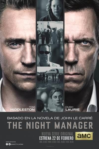 The Night Manager ~ Staffel 1