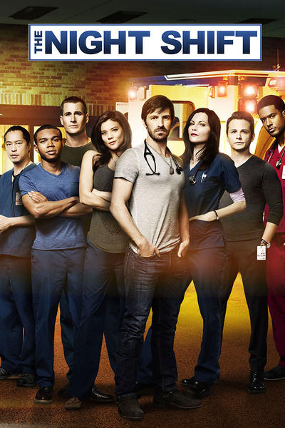 Night Shift ~ Staffel 2