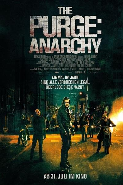 The Purge 2 ~ Anarchy