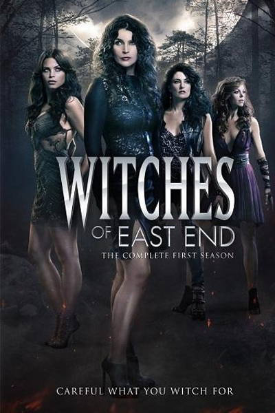 Witches of East End ~ Staffel 1
